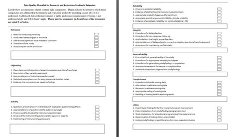 data quality assessment report template 4 professional