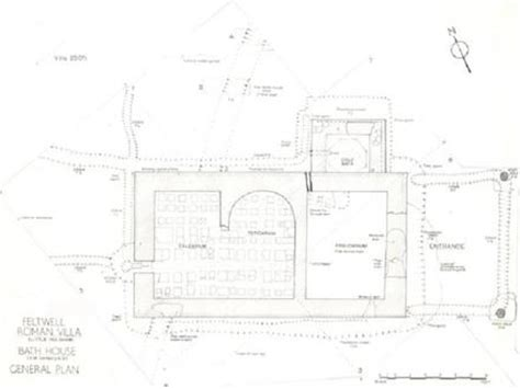 layout of roman bath house roman house floor plan cambridge roman villa plans roman