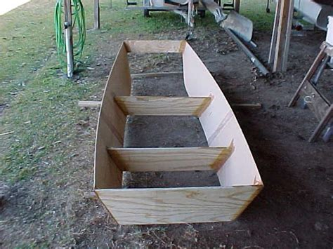 Handmade Boat - pin jon boat image search results on