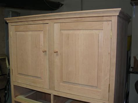 How To Build A Raised Panel Door by Building A Dr White S Chest 7 Raised Panel Doors By