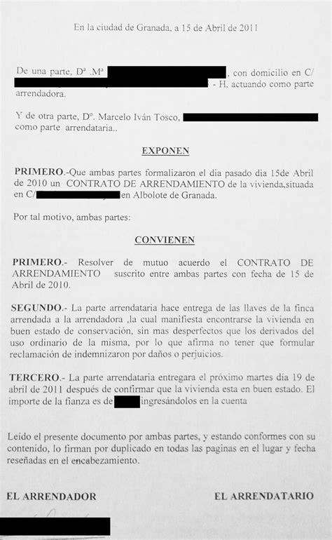 modelo contrato alquiler vivienda 2016 argentina modelo contrato alquiler vivienda 2016 argentina