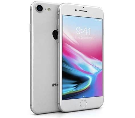 apple iphone 8 plus 3gb ram 64gb 4g lte nano sim 12 mp 5 5 quot silver
