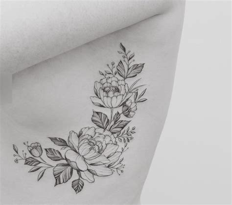 flower bouquet tattoo designs 17 best ideas about flower bouquet on