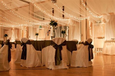 Decorations for a gym   Weddings   Pinterest