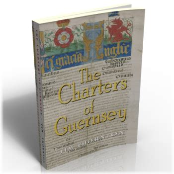 history book publishers uk the charters of guernsey isbn 1 903953 65 0