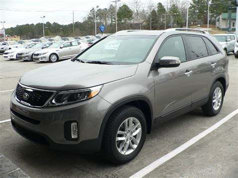 Bell Kia Test Drive Kia Sorento Rings The Bell On Value Times