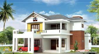 2 storey house february 2012 kerala home design and floor plans