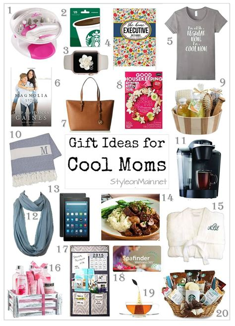 style report top christmas gifts for mom 20 great gifts for cool moms that are available on amazon