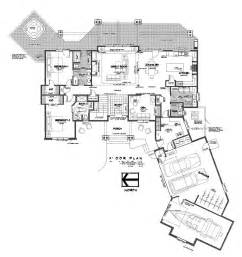 luxury kitchen floor plans luxury house plans