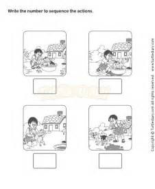 pattern sequencing activities pattern and sequencing worksheet google 搜尋 picture