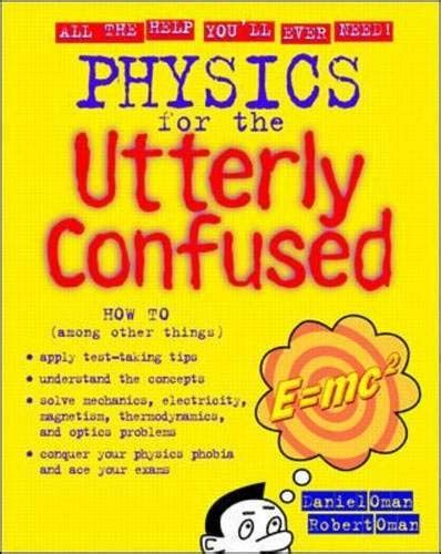 Pdf Physics For The Utterly Confused Free Ebooks