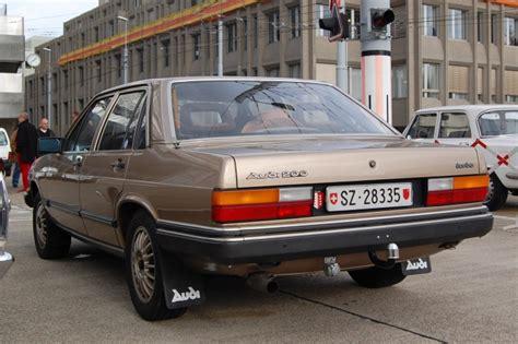 Audi 200 5t by Audi 100 C2 1976 1982 1979 1982 200 5t Turbo Sedan 4d
