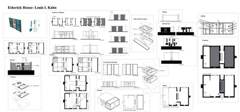 esherick house floor plan 1000 images about esherick house on pinterest louis kahn house floor plans and house