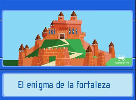 el enigma de la la mina 4 186 de primaria el enigma de la fortaleza