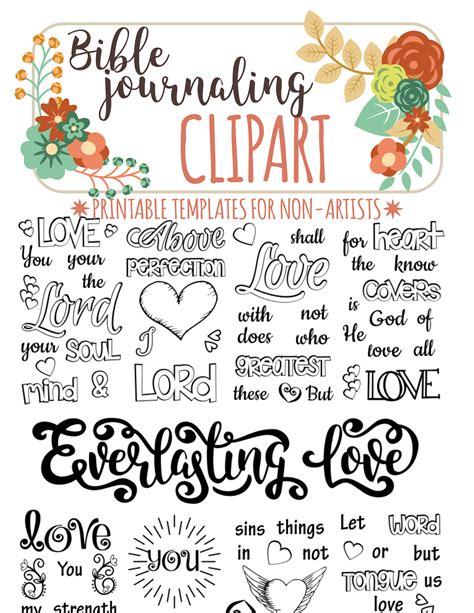 free printable love journal everlasting love printable templates for bible