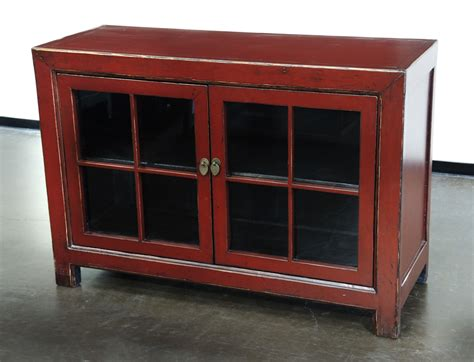 Media Cabinet With Glass Doors Small Media Cabinet With Glass Doors Goenoeng