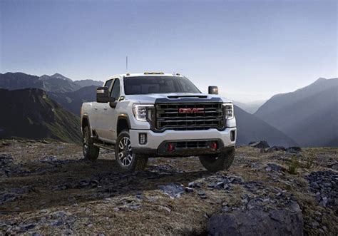When Will 2020 Gmc 2500 Be Available by Gm Reveals Their New 2020 Gmc Hd Diesel Resource