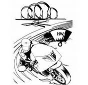 Hot Wheels Coloring Pages Motorcycle