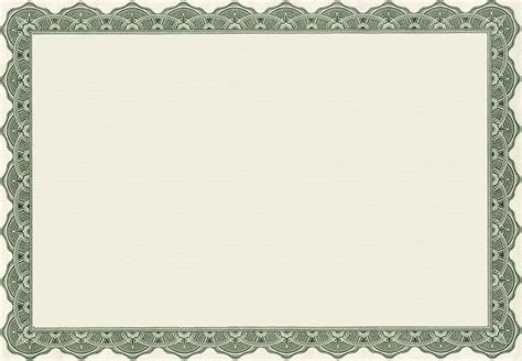 borders for certificates templates psd certificate border templates