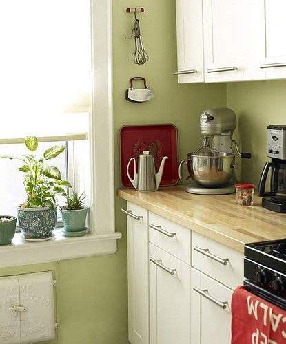 Kitchen Paint Green Green Paint Kitchen Rv