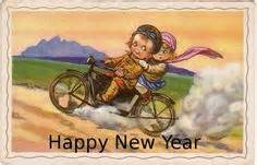 motorcycle new year holidays for bikers on harley davidson