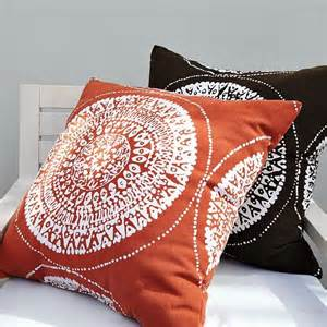 sundial outdoor pillow modern outdoor cushions and
