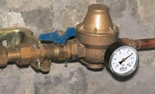 poser un r 233 ducteur de pression d eau sur une canalisation