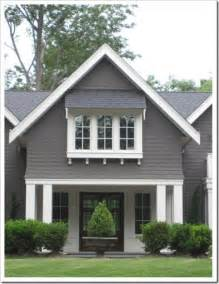 Grey House Paint by Design Dump Exterior Color Choices
