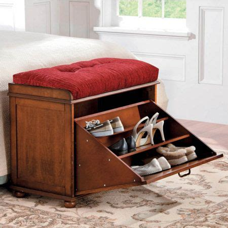 bedroom shoe storage 96 best images about shoe storage ottoman bench on