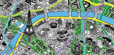 Lifestyle Network Home Design by La Mappa Che Racconta La Vita A Parigi E Non Solo