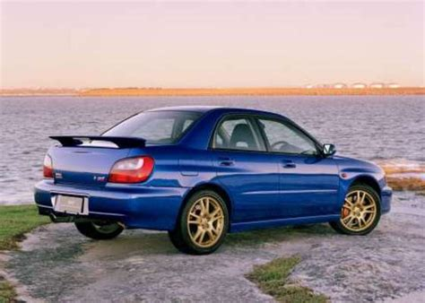 Download 18 Mb 2002 Subaru Impreza Sti Official