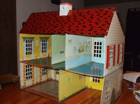 collectors doll houses tin doll house collectors weekly