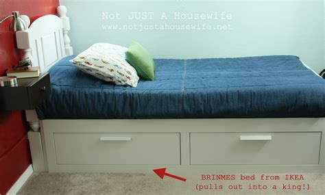 brimnes daybed hack an airplane bedroom stacy risenmay