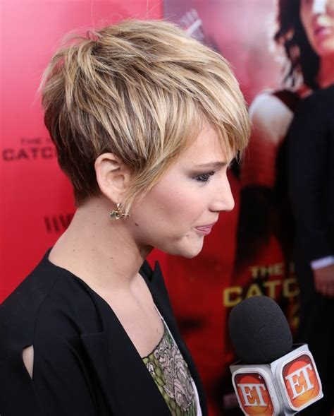 instructions for jennifer lawrece short haircut 20 trendy short hairstyles spring and summer haircut