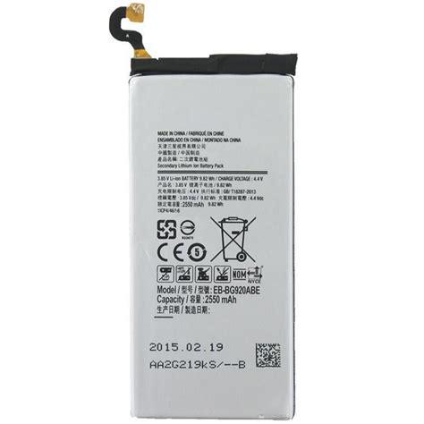 Baterai Samsung S6 Edge Ori 100 Batere Battery Packing original samsung galaxy s6 end 12 22 2016 1 15 pm myt