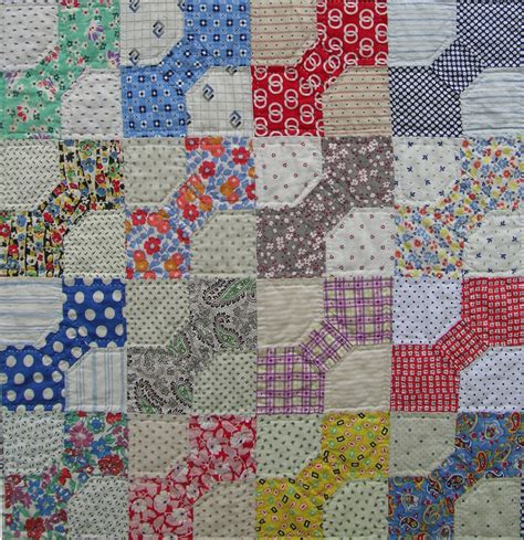 Bow Tie Quilt ? Q is for Quilter