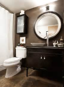 Ideas For Decorating A Bathroom by 97 Stylish Truly Masculine Bathroom D 233 Cor Ideas Digsdigs