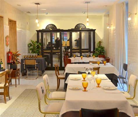 ristoranti candela madrid 50 la guida ai migliori locali e ristoranti della