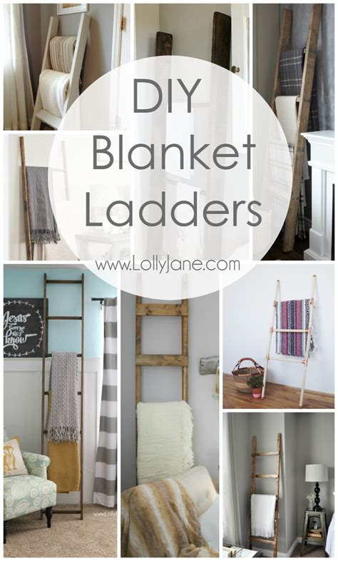 Diy Home Projektideen by 220 Ber 1 000 Ideen Zu Blanket Ladder Auf
