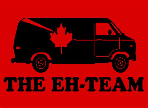 The Team the eh team t shirt tshirtlegend