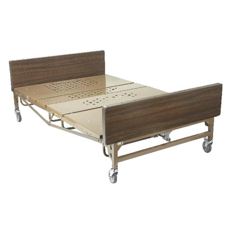 hospital bed rails drive medical full electric super heavy duty bariatric hospital bed with t rails