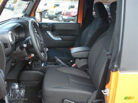 2013 Jeep Wrangler Interior by Black Interior 2013 Jeep Wrangler Rubicon 4x4 Photo 71812125 Gtcarlot