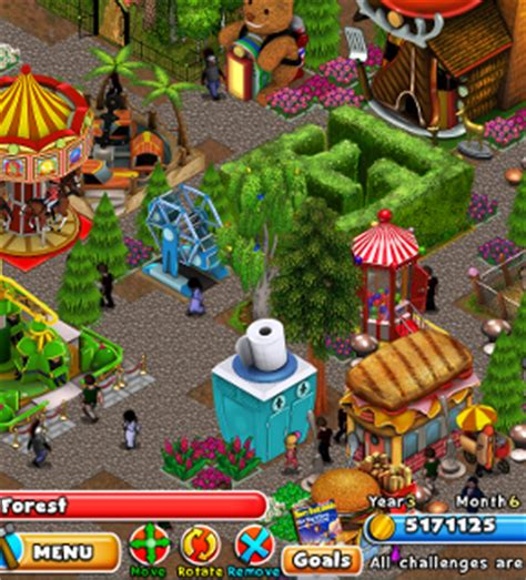 theme park builder dream builder amusement park walkthrough tips review