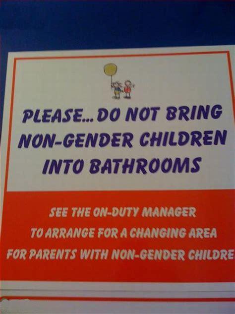 stupid bathroom signs funny shop signs 40 pics