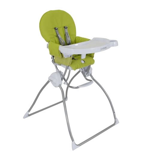 joovy nook high chair in greenie