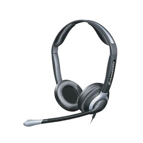 sennheiser cc 550 duo corded headset voip supply