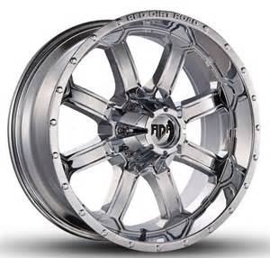20 Inch Road Truck Wheels Rdr Dirt Road Chrome Rims Review Thunder Rd06 Rims