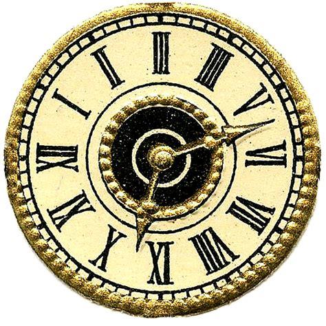 printable vintage clock faces vintage images more cute clock faces steunk the