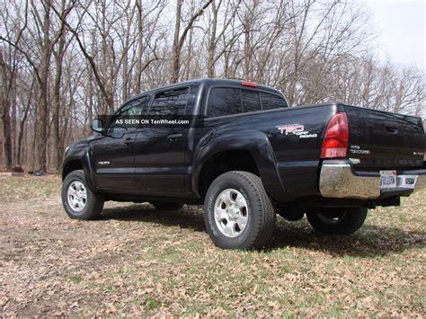 Four Door Toyota Tacoma 2005 Toyota Tacoma Crew Cab 4 Door 4x4