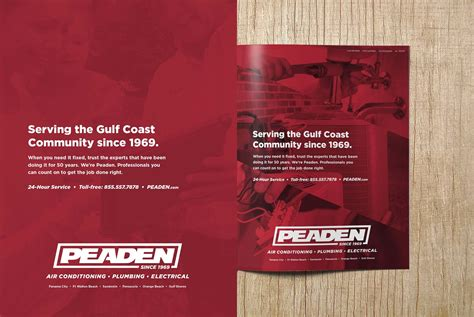 Peaden Plumbing by Photograph Of Electrical Business Cards Designs